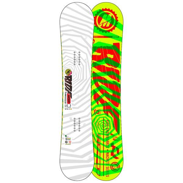 Ride Machete Snowboard 149 U.S.A. & Canada