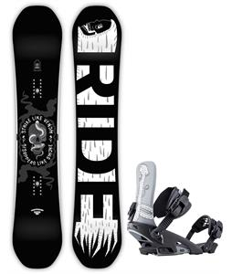 Ride Machete Snowboard w/ LTD Bindings