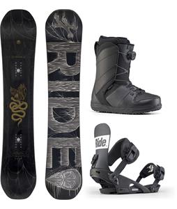Ride Machete Snowboard Package