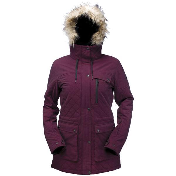 Ride medina snowboard jacket womens