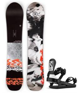 Ride Magic Stick Snowboard w/ CL-6 Bindings
