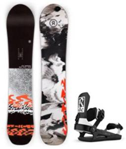 Ride Magic Stick Snowboard w/ CL-8 Bindings