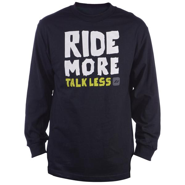 Ride More L / S T Shirt U.S.A. & Canada
