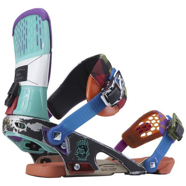 94fd5d970bcf Ride Rodeo Snowboard Bindings