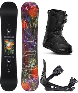 Ride Saturday Snowboard Package
