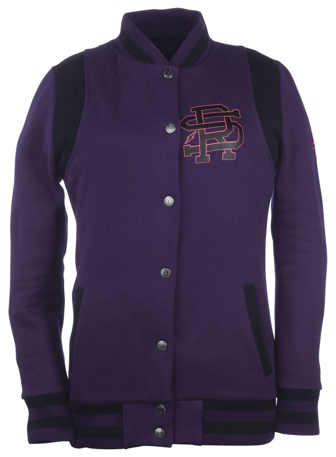 Ride Varsity Jacket rd3vrfw02dpl12zz-ride-hoodies