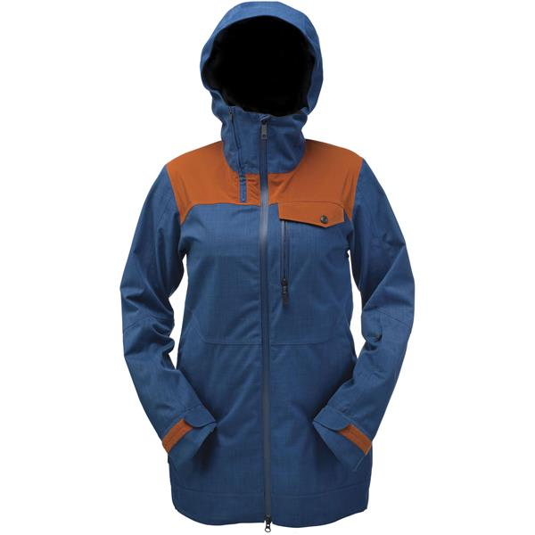 Picture Damen Seen Snowboardjacke blau S