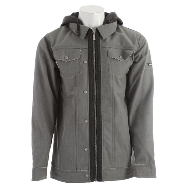 Ride Wallingford Softshell Light Gray Denim U.S.A. & Canada