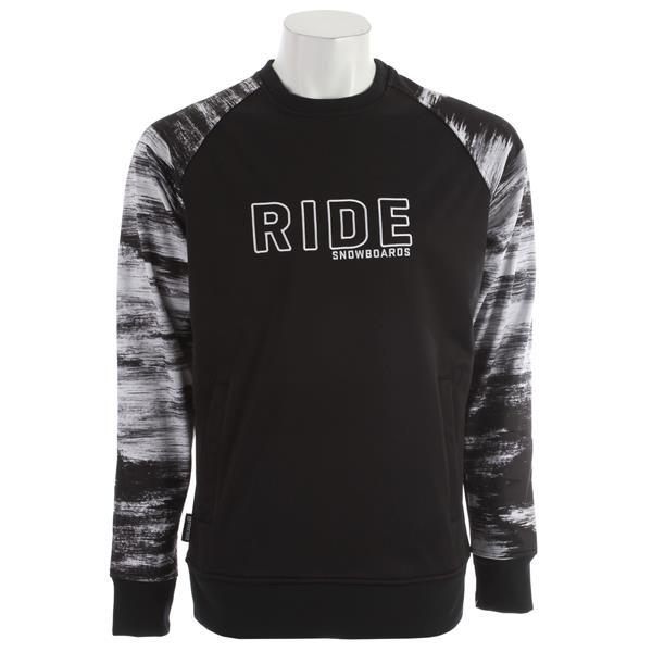 Ride Westwood Sweatshirt Black U.S.A. & Canada