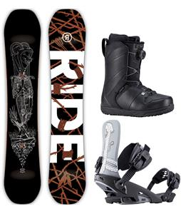 Ride Wild Life Snowboard Package