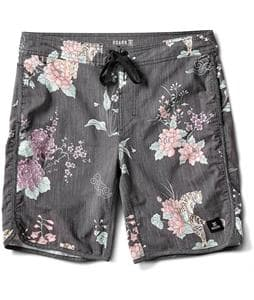 Roark Chiller Tiger Lotus Boardshorts