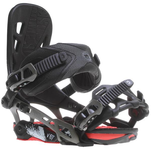 Rome 390 Boss Snowboard Bindings Metal U.S.A. & Canada