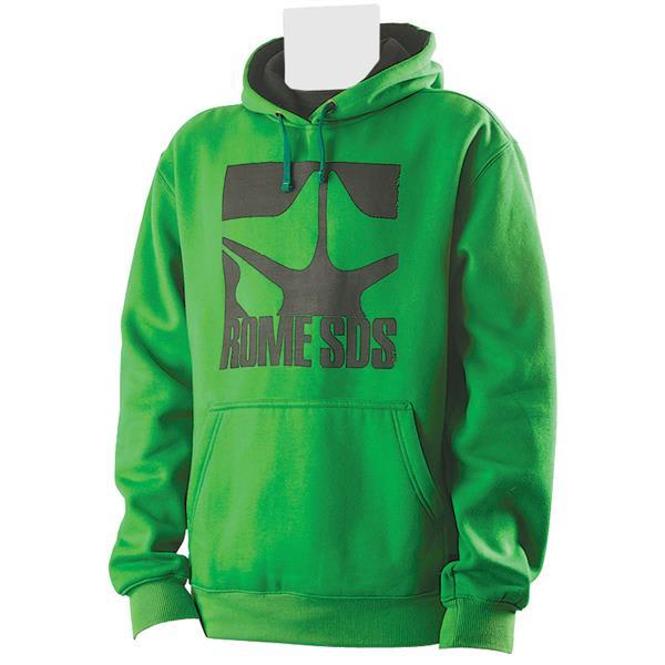 Rome Logo Pullover Hoodie U.S.A. & Canada