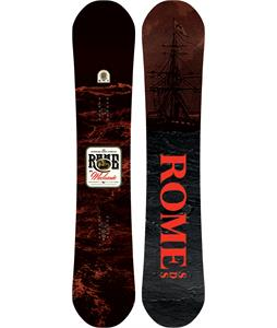 Rome Mechanic Midwide Snowboard