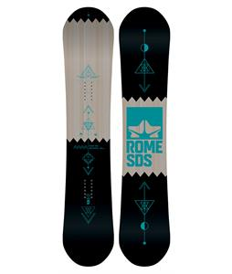 Rome Mechanic Wide Blem Snowboard