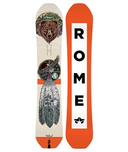 Rome National Bjorn Lines Snowboard