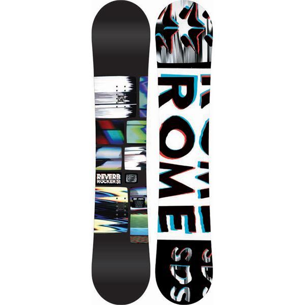 Rome Reverb Rocker Snowboard 151 U.S.A. & Canada