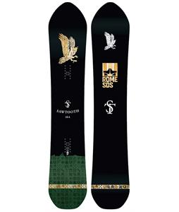 Rome Sawtooth Midwide Snowboard