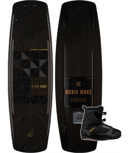 Ronix Darkside Intelligent 2 Wakeboard w/ Darkside Bindings