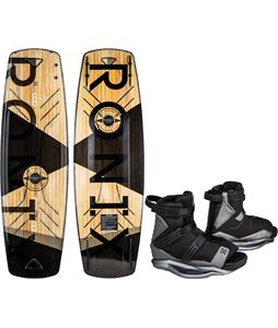 Ronix Darkside Intelligent 2 Wakeboard Package