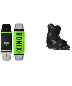 Ronix District Wakeboard w/ CTRL Imperial Bindings
