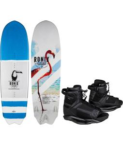 Ronix Fun Board Wakeboard Package