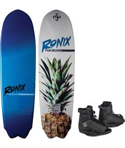 Ronix Fun Board Wakeboard w/ Divide Bindings