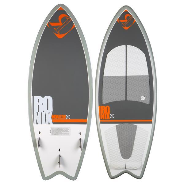 Ronix oal Fish Wakesurfer Julius Orange / Oliver Silver 5Ft 6In U.S.A. & Canada