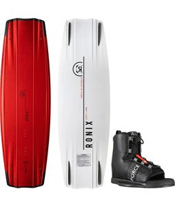 Ronix One Wakeboard w/ Liquid Force Element Bindings