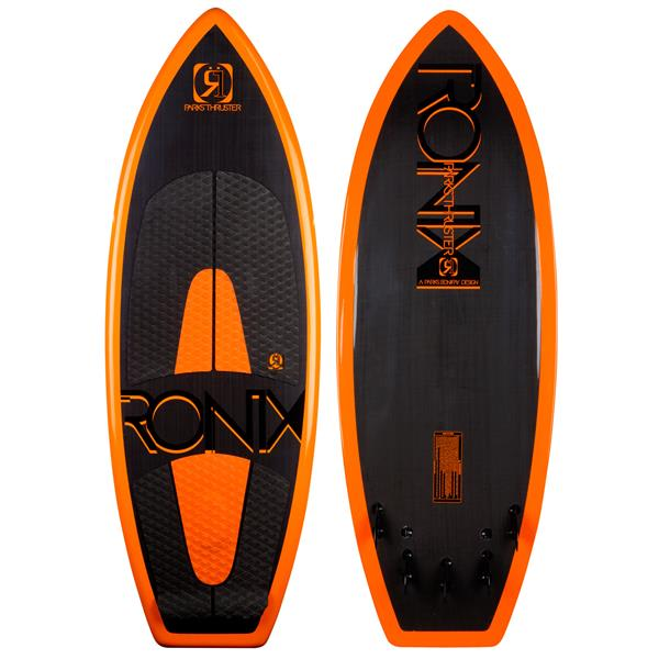 Ronix Parks Carbon Thruster Blem Wakesurfer Thee Juice / Midnight 4Ft 7In U.S.A. & Canada