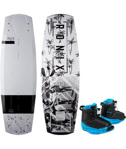 Ronix Parks Modello Wakeboard w/ District Bindings