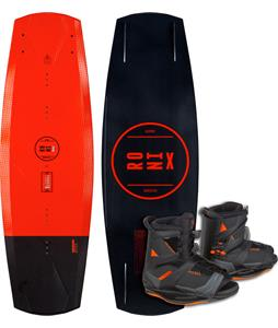 Ronix Parks Modello Wakeboard w/ Network Bindings