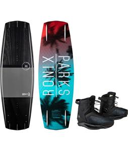 Ronix Parks Wakeboard w/ Parks Bindings
