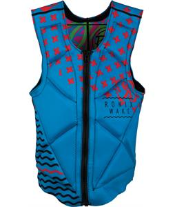 Ronix Party Athletic Fit Reversible Impact NCGA Wakeboard Vest