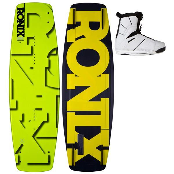 "Ronix Phoenix Project ""S"" Wakeboard 137 W / Preston Boots U.S.A. & Canada"