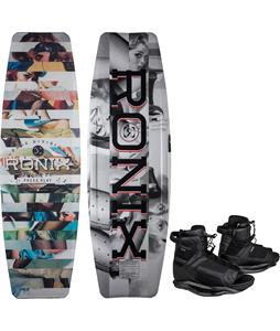 Ronix Press Play ATR S Wakeboard w/ Divide Bindings