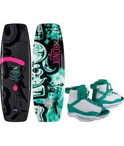 Ronix Quarter 'Til Midnight Wakeboard Package