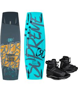 Ronix Supreme Wakeboard w/ Divide Bindings