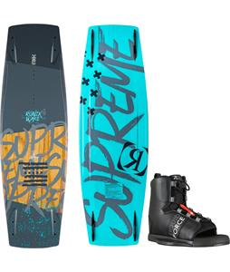 Ronix Supreme Wakeboard w/ Liquid Force Element Bindings