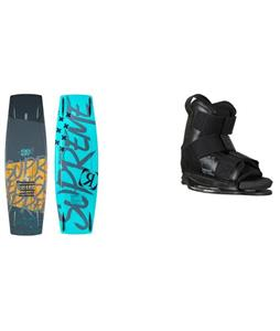 Ronix Supreme Wakeboard w/ CTRL Imperial Bindings