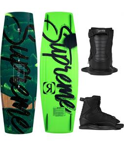 Ronix Supreme Wakeboard w/ Anthem Bindings