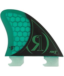 Ronix Tool-Less Fiberglass Right Wakesurf Fin