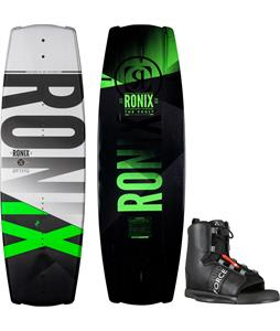 Ronix Vault Wakeboard w/ Liquid Force Element Bindings