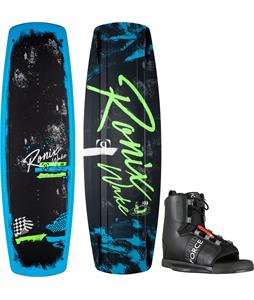 Ronix Weekend Wakeboard w/ Liquid Force Element Bindings