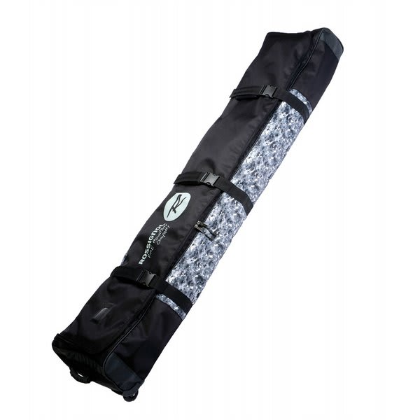Rossignol Superhaul 2 Pair Wheelie Ski Snowboard Bag b07fb15881fee