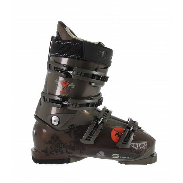 Rossignol Squad Sensor3 100 Ski Boots Bronze Trans U.S.A. & Canada