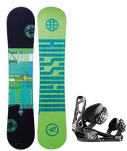Rossignol Alias Snowboard w/ Rookie Bindings