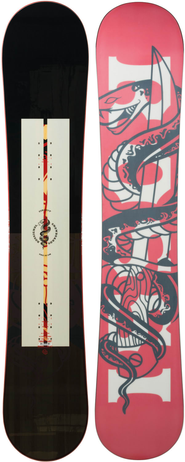 Image of Rossignol Circuit Wide Snowboard