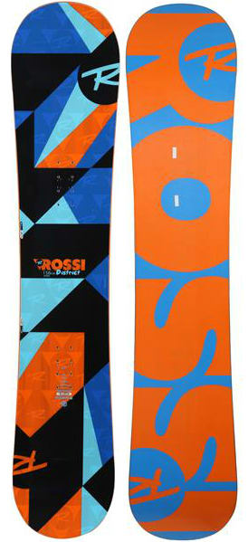 2721eca8e6b Rossignol District Amptek Snowboard - thumbnail 1