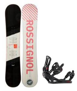 Rossignol District Snowboard w/ Battle Bindings